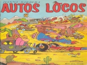 Álbum Hanna-Barbera - Autos locos (1972)