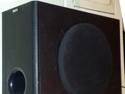 Conversion subwoofer pasivo a activo [tutorial]