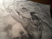 League of legends mi dibujo grande