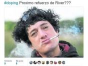 Hagamos top estos 15 memes del doping riverplatense
