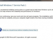 Windows 7 Service Pack 1 liberado hoy martes