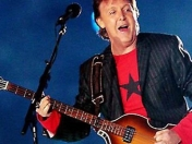 Paul Mccartney en Uruguay