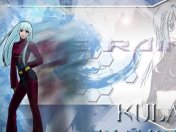 King of Fighters: Kula Diamond.