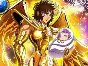 Saint Seiya episodio Zero #3 final español
