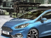 Ford Fiesta ST con motor ecoboost 3 cilindros d 200cv