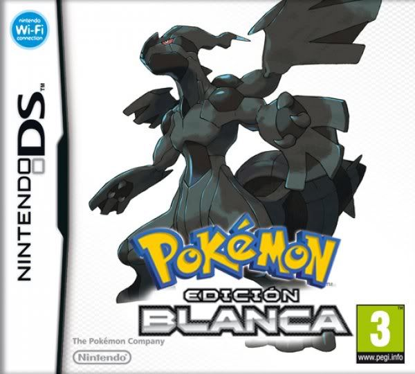[NDS] Pokémon Black & White (Full Español & FIX)