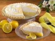 Lemon Pie (Sin Azúcar)