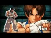 King of Fighters: Kim Kaphwan.