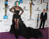 Lady Gaga Ícono Fashionista en los Fashion Awards