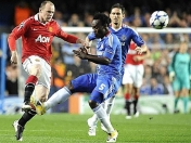 Champions League: Chelsea 0 - 1 Manchester United