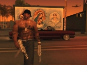 Grand Theft Auto San Andreas PS2 (1 Link)