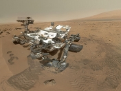 Fotos del Curiosity Rover HD no dial up!