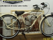 Bicicletas Chopper y Kustom - Delgado Chopper Cycles