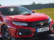 Honda Civic Type R con pack de fibra de carbono