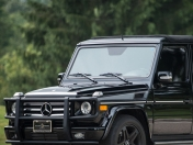 Sale a la venta esta Mercedes Benz G55 AMG 4x4 descapotable