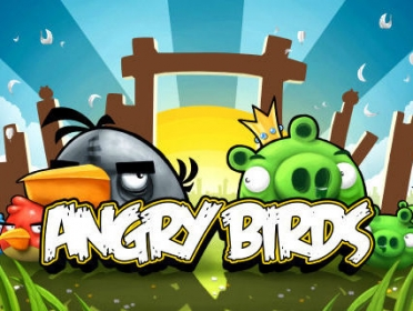 Como cambiar tema de fondo de Angry Birds Space y Star Wars published in Juegos