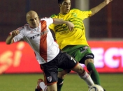 River 2-2 Defensa y Justicia