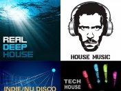 Música House/Deep House/Tech House/Nu Disoc 2015