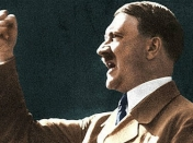 ¿Conoces el tono normal de voz de Hitler?