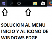 Solucion a Menu Inicio Inaccesible Windows 10