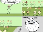 forever alone :B