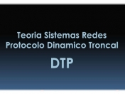 Redes Protocolo Trunking dinamico DTP