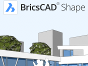 Alternativa a SketchUp: BricsCAD Shape