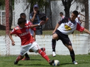 Fotos inferiores Chacarita vs Argentinos Juniors