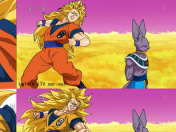 Comparación animacion Dragon Ball Super: Blu-ray vs online