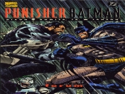Batman Vs Punisher - Caballeros Mortiferos
