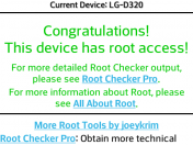Root Lg L70 LG-D320g8 Android 4.4.2