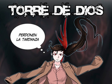 Torre de Dios 322 published in Manga y Anime