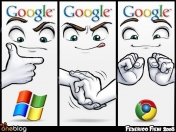 Errores de Google chrome