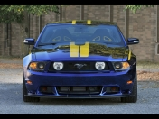 ford mustang gt blue angels edition
