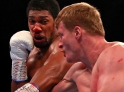 Anthony Joshua destruye a Alexander Povetkin. Video