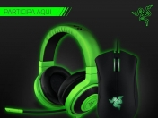 Razer te regala un mouse y audifonos Gamer