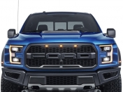 nueva Ford F-150 Raptor (2016) alta chata: 411cv y 587nm