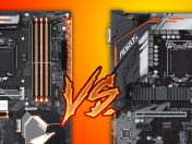 Mother Aorus z370 o h370? el error que cometen todos