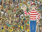 No podes encontrar a Wally? Pasa lince!