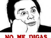 Meme No me digas - Jim Carrey