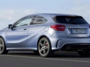 Mercedes Benz  Clase A hatchback