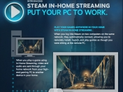 Steam presenta In-Home Streaming