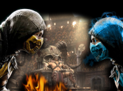 Mortal Kombat x trailer System of a Down