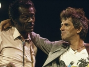 El día que Chuck Berry golpeó a Keith Richards