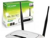 Ampliá red wifi sin cables - TPLINK WR841ND