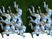 Pumas vs All Blacks - Hagamos el Scrum mas grande del mundo!