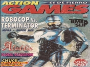 Mi 2da mejor revista (action games nro 23 escan)
