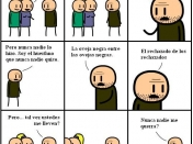 Cyanide & Happiness  Depressing Comic Week 4 (español)