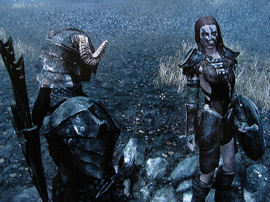 how to give followers items skyrim