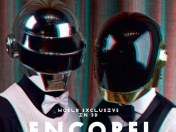 Daft Punk en Dazed&Confused 3D